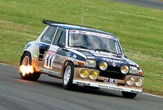 Renault R5 Maxi Turbo