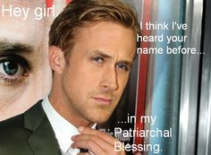 mormon hey girl