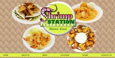 The Shrimp Station in Waimea, Kauai - Best Coconut Shrimp on the Planet  Outdoor seating, super casual known for their coconut crusted shrimp. There are a few of these around the island, but this one is on your way to or back from Waimea canyon, which makes it a good spot to stop for lunch!