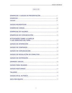 manual-de-juegos-y-dinamicas-de-grupo by Marcia Muñoz Soto via Slideshare