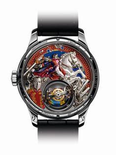 5a91b04caa6 Zenith Academy Christophe Colomb Hurricane Revolución Dream Watches