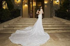 Stunning Wedding Collection by Nurit Hen for 2015