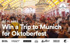 Win A Trip To Munich For Oktoberfest!