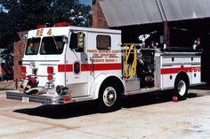 1970 Maxim F-series pump, owned originally by City of Mount Rainier FD Fire Dept, Fire Department, Lego Fire, Fire Equipment, Fire Apparatus, Sweet Quotes, Fire Engine, Fire Trucks, Buses