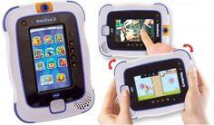 A cheap learning tablet for kids - http://www.hitechtop.com/vtech-announces-69-99-innotab-3-tablet-for-children/
