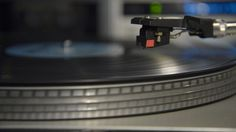 Turntable On-Off ...  analog, audio, deejays, discjockey, music, old, play, player, record, retro, song, tune, turntable, vintage, vinyl