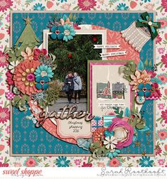 Credits: - All Hearts Come Home - Brook Magee, Becca Bonneville and Melissa Bennett http://www.sweetshoppedesigns.com/sweetshoppe/product.php?productid=38241&cat=961&page=1 - Singleton 78: Ornament - Brook Magee http://www.sweetshoppedesigns.com/sweetshoppe/product.php?productid=38242&cat=961&page=1