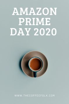 We have all the best coffee deals available for Amazon Prime Day 2020 listed here! Check it out and save it for the day! We will be updating this page 24/7 on Amazon Prime day so you can find the best deals on coffee gear! Amazon Prime Day, Best Amazon, Coffee Branding, Best Coffee, Check It Out, Espresso, Coffee Grinders, Brewing, Accessories