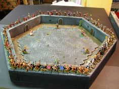 Pit Fight Arena