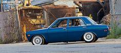Datsun 510- Side Profile