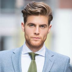Classy Haircuts - Short Sides with Long Textured Top