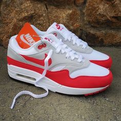 best service 143d1 70c3b Instagram post by ❤ Loversneakers • Dec 23, 2017 at 9 18pm UTC. Air Max 1 OgSanuk  ShoesNike ...