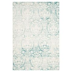 Aswan Rug - Safavieh : Target Room Rugs, Rugs In Living Room, Floral Area Rugs, Indoor Rugs, Rug Material, Transitional Style, Online Home Decor Stores, Oriental Rug, Oriental Pattern