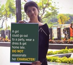 15 Beautiful Messages By Girls To Society Will Change Our Thoughts!