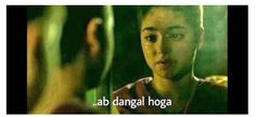 Dangal Movie New Scene | Viral Meme on Internet    People are lauding the trailer of future sacred Bollywood film Dangal Movie  ever since ...