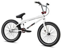 Mongoose 20 Boy's Legion White Bike-The Mongoose Legion White BMX Bike comes equipped with a versatile, lightweight freestyle frame that can be used at the park, in the street or on the trail. It is designed for children aged 7 to 10 ye Mountain Bike Parts, Road Mountain Bike, Bmx Bikes For Sale, Cool Bikes, Cheap Bmx, Mongoose Bike, Best Bmx, Best Electric Bikes, Bmx Street