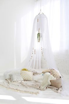 Napping tent DIY | designlovefest