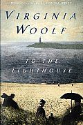 "To the Lighthouse by Virginia Woolf:  ""Radiant as [ To the Lighthouse ] is in its beauty, there could never be a mistake about it: here is a novel to the last degree severe and uncompromising. I think that beyond being about the very nature of reality, it is itself...      En172:F12"