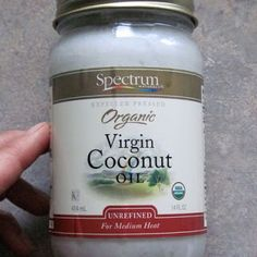 Coconut Oil! I love this to wash my face. I have combination skin. This stuff takes off even the most stubborn eye makeup, heals zits, clears blackheads and leaves skin dewy for about 5min after rinsing, then just plain soft. Use with facecloth or massage in with hands. Add a bit of baking soda every couple days for alkalinizing gentle exfoliation. Bonus- super conditioned, long eyelashes!