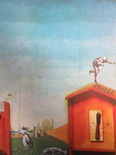O universo dos pintores surrealistas é extremamente crítico e suas obras estão sempre além da matéria, do real, sem, é claro, esquecer o que é real. Esse é o grande paradoxo. http://www.pan-horamarte.com.br/blog/telas-marcantes-de-pintores-do-surrealismo/