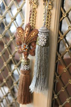Romancing the Home: Tassels