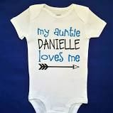 My Aunt Loves Me Bodysuit || Baby Shower Gifts | blue and black baby outfit baby boy clothes aunt baby shirt baby bodysuit baby outfit cute