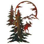 Moose Decor & Moose Gifts - Black Forest Decor