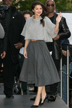Get The Look: Selena Gomez In Paris