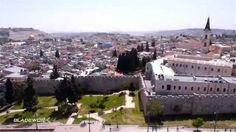 Jerusalem by Drone (4.12 min)