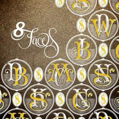 8 Faces #4
