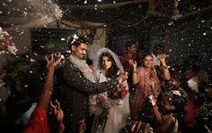 Un matrimonio cristiano a Islamabad, in Pakistan. (M. Muheisen, Ap/Lapresse)