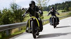 BBC - Autos - The Johammer J1, Austria's wild one