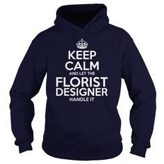 Awesome Tee For Florist Designer