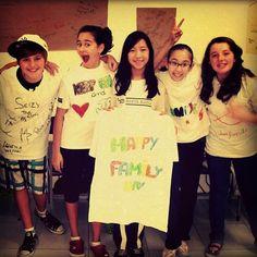 Family Day na Unidade Santo Amaro #family #redballoon