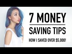 7 Money Saving Tips and Ideas for College Students ♥ I saved over $5,000 with Advice #4 ♥ Wengie - YouTube
