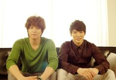 Lee Jang Woo and Hwanhee are cousins!