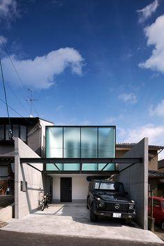 CASE 263 | シンプルな家(京都市北区) |ローコスト・低価格住宅|狭小住宅・コンパクトハウス | 注文住宅なら建築設計事務所 フリーダムアーキテクツデザイン