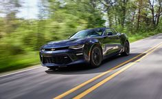 2016 Chevrolet Camaro 2ss, Chevy Camaro, Camaro 2018, Automotive News, Yoga For Kids, Car And Driver, Sport Cars, Ford Mustang, Healthy Dinner Recipes
