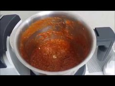 Ricetta Ragù di Carne con Monsieur Cuisine Plus - YouTube Connection, Pudding, Beach House, Desserts, Food, Beach Homes, Meal, Custard Pudding, Deserts