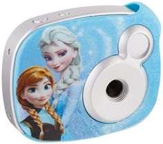 Amazon Disney Frozen 21mp Digital Camera With 15 Inch LCD Preview Screen