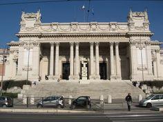 Galleria Nazionale d'Arte Moderna.
