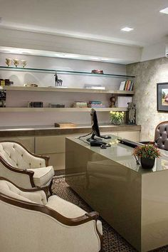 Ideas For Home Office Layout Ideas Garage Medical Office Design, House Design, House, Home, Small Office Design, Home Remodeling, Home Office Design, Office Interior Design, Office Design
