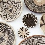 AFRICAN BASKET WALL - CHICVILLE USA