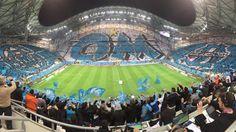 OM/PSG : le tifo exceptionnel du Stade Vélodrome