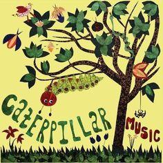 [Morgan Jordan & Connie Crockett] Caterpillar Music Brand New DVD