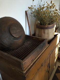Painted keg antiques