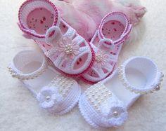 Kit Sapatinho de Bebê