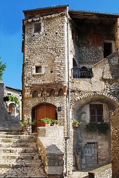 Sermoneta, Latina, Lazio MUST SEE SERMONETA, JEWEL OF ITALY one of best preserved medieval towns left
