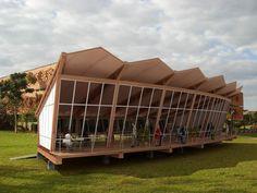 Pavilhão Itinerante do Cerrado | Faculdade de Arquitetura e Urbanismo e Design