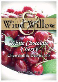 #Wind & Willow White Chocolate Cherry Cheeseball & Dessert Mix